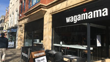 Babergh and Mid Suffolk councils' investment arm owns the Wagamama and Caffe Nero premises in Peterb