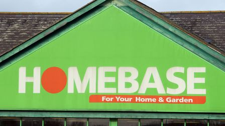 File photo dated 18/01/16 of a Homebase store sign. The DIY chain is exploring a second wave of stor