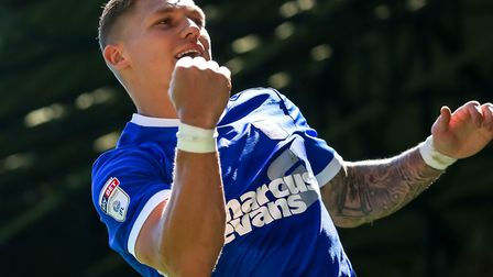 Martyn Waghorn scored 16 goals for Ipswich Town last season - but where will he fit in Paul Hurst's