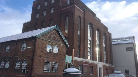 Greene King brewery at Bury St Edmunds Picture: ARCHANT