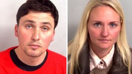 William Thurston and Shelby Thurston Picture: ESSEX POLICE