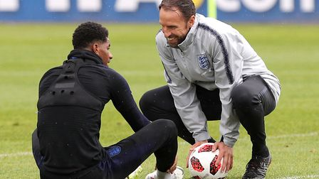 #GarethSouthgateWould... Treat his England players with respect.... and be respected in return. Here