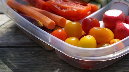 Crudites - we didn't have those or the cherry tomatoes in the Sixties. Picture: GETTY IMAGES/iSTOCKP