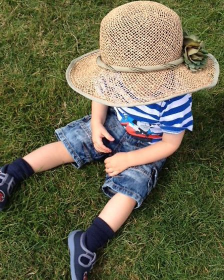 Remember to take a hat if it's sunny. Picture: LJM