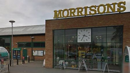 Morrisons in Hadleigh Picture: GOOGLE