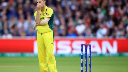 Essex's new Aussie signing, Adam Zampa, will strengthen the spin department for the Eagles Photo: PA