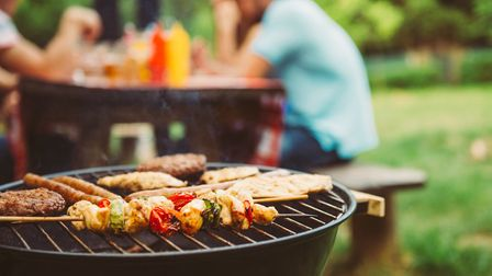 It could be a bumper barbecue weekend with hot weather expected for England's World Cup quarter fina