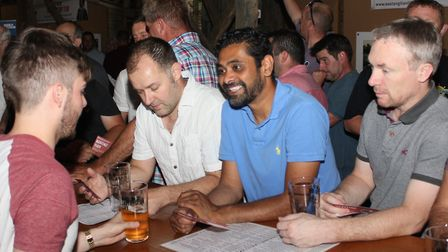 The annual Festival of Beer and Brewing is taking place in Stowmarket from Thursday Picture: PERDIGA
