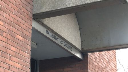 Lauren Felix admitted the offence at Suffolk Magistrates' Court, in Ipswich. Picture: ARCHANT