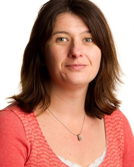 Dr RozTandy, mental health lead for NHS West Suffolk CCG. PIcture: WARREN PAGE/PAGEPIX LTD