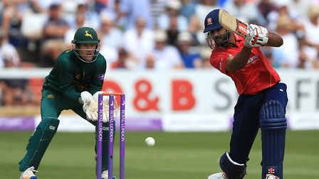 Essex's Varun Chopra, expected to open the batting for the Eagles Photo: PA SPORT