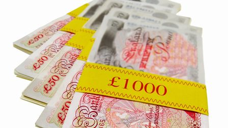 The million-pound Premium Bonds winner for this month is from Suffolk. Picture: GETTY IMAGES/STOCKBY