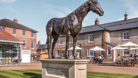 Pupils visited the National Horse Racing Museum in Newmarket Picture: MARC ATKINS