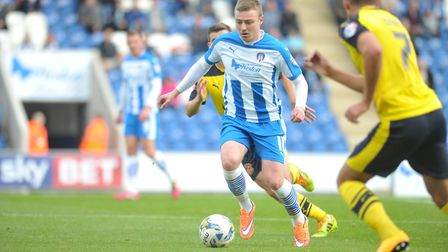 Freddie Sears hit the ground running at Ipswich Town following a �100k switch from Colchester United
