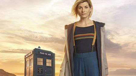 Doctor Who Series 11 The Doctor, Jodie Whittaker Picture: BBC/ STEVE SCHOFIELD