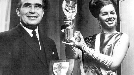 Sir Alf Ramsey led England to their only ever World Cup win in 1966. Photo: Archant