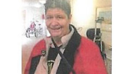 April Holdsworth was reported missing to police on Saturday. Picture: SUPPLIED BY SUFFOLK POLICE