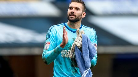 Ipswich Town have turned down an offer for goalkeeper Bartosz Bialkowski. Picture: STEVE WALLER
