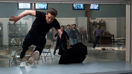 A scene from Tag. Picture: WARNER BROS. PICTURES