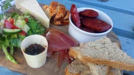 The Dolphin's Ploughman's Picture: Archant