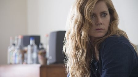 Amy Adams stars as Camille Preaker in Sharp Objects Picture: HBO