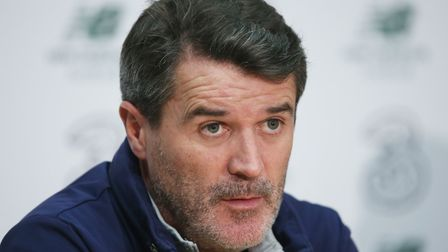 Roy Keane enjoyed a spat with Ian Wright. Chill out Roy!