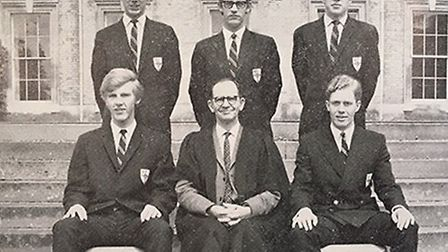 Culford School is searching for pupils from 1966-68 for a 50-year reunion Picture: CULFORD SCHOOL