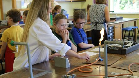 Enrichment day at Thomas Mills High School picture: TMHS