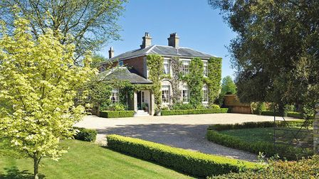 Sutton Hall estate, for sale with Knight Frank. Pic; www.knightfrank.co.uk