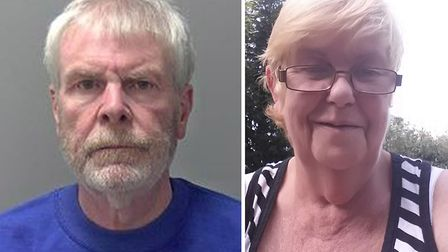Former Stowmarket councillor Stephen Searle who was found guilty of murdering his wife, Anne Picture