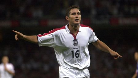 Frank Lampard was another team member at the time Picture: SIMON PARKER