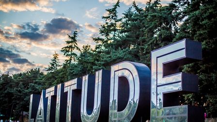 This year's Latitude Festival is under way. Picture: Jen O'Neill
