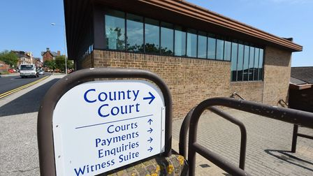 The former Lowestoft Magistrates' Court. Picture: James Bass