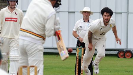Local cricketers are enjoying a sumer with few cancellations and games affected by the weather Photo
