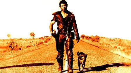 Mel Gibson in his breakout role in the first Mad Max movie. Photo: Kennedy Miller Prods