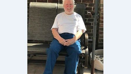 Police are searching for missing 82-year-old Peter Sutcliffe from Shotley Gate Picture: SUFFOLK POLI