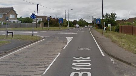 Maldon Road, Witham Picture: GOOGLE MAPS