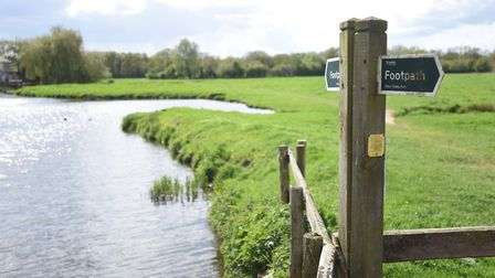 People voted Suffolk's countryside and wildlife as the best thing about living in the county Picture
