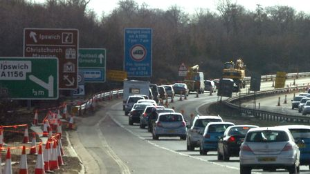 Delays caused by roadwork speed limits, including on the A14, could be reduced under plans being con