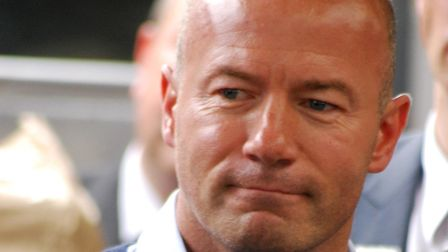Fun-packed Alan Shearer... who knew? Picture: ARCHANT LIBRARY