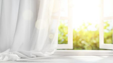 Energy efficient windows will help to keep your home comfortable whether it's baking or freezing out
