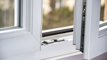 Fitting energy efficient windows and doors to your home can make a huge difference. Picture Getty