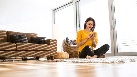 When your home is energy efficient, you can just get on with your life in comfort. Picture Getty Ima
