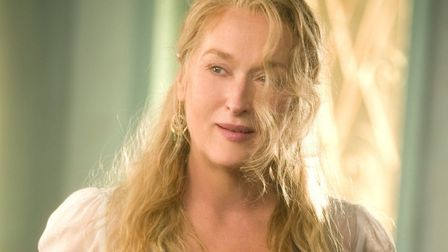 Meryl Streep - fabulous as Donna Sheridan in the first Mamma Mia! film. Picture: Peter Mountain/Univ