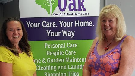 1 Oak Care is to open a new day care centre for the elderly in Acton, Sudbury in August. Managing d