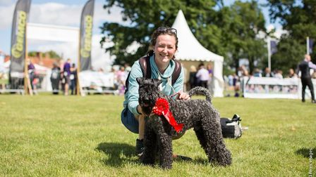 The event has been attracting dogs of all shapes and sizes for over a decade Picture: RICHARD FERRIS