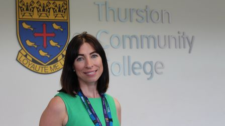Dr Beth Mosley Picture: THURSTON COMMUNITY COLLEGE