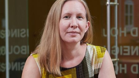 Catherine Little, executive housing director at Broadland Housing Picture: BROADLAND HOUSING