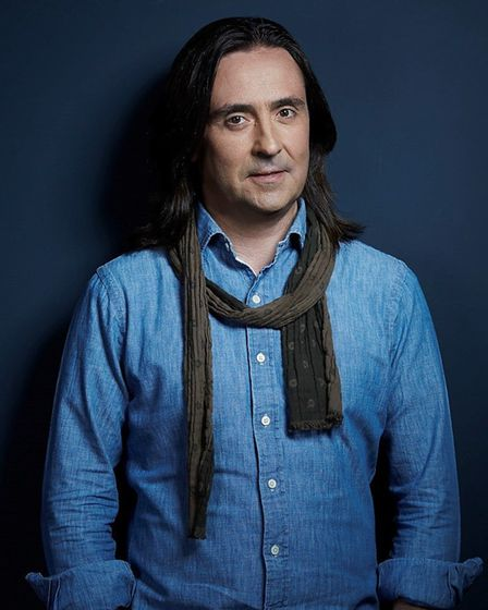Neil Oliver will present The Story of The British Isles in 100 Places on October 23 Picture: SUPPLIE