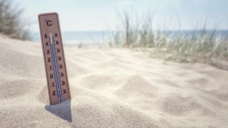As the temperature rises it is important to stay safe Picture:Getty Images/iStockphoto